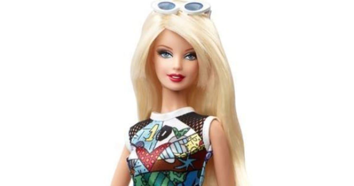 PHOTO. La Barbie De La Coupe Du Monde S'appelle Britto