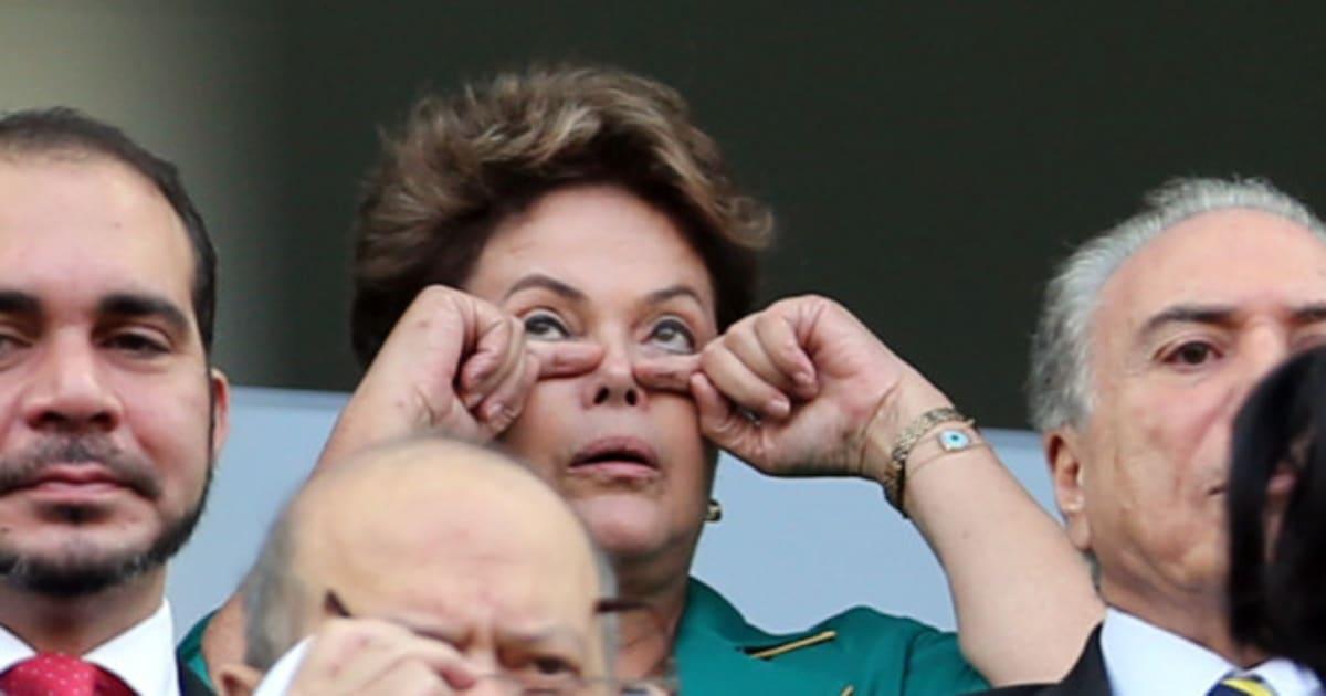 Dilma, as vaias e a hermenêutica hipócrita-seletiva
