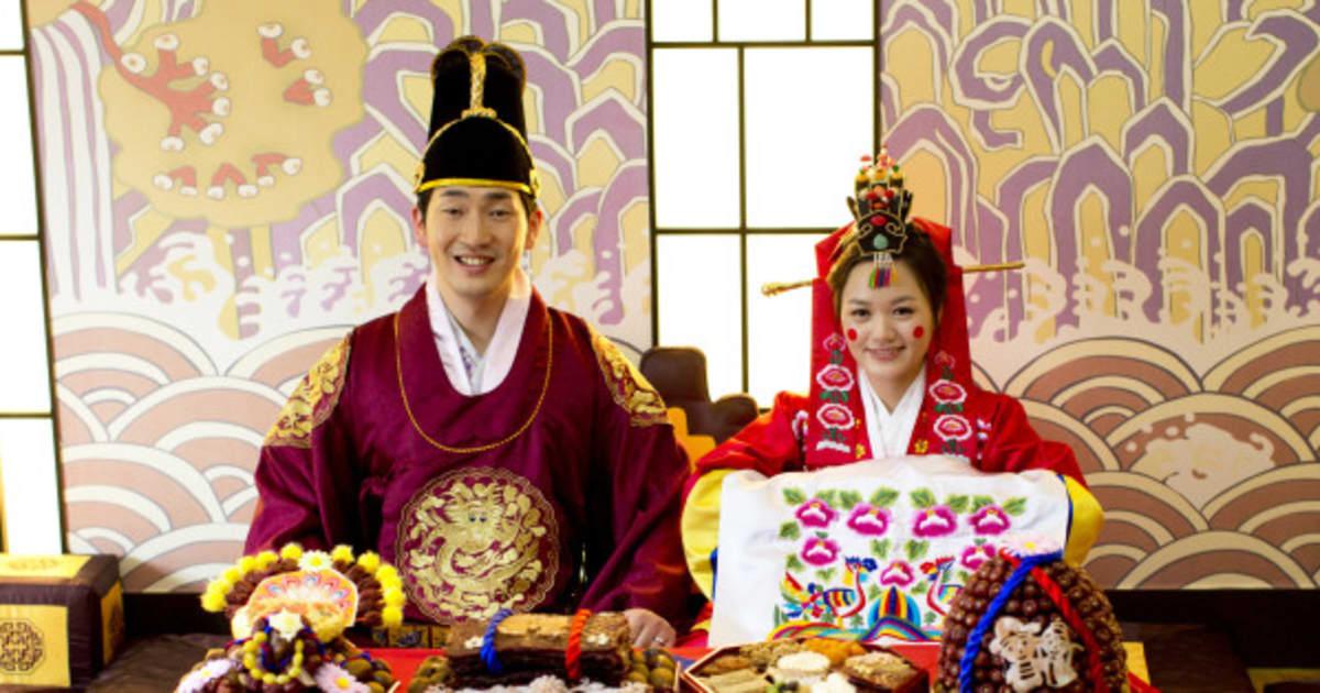 South Korea Couple Rings