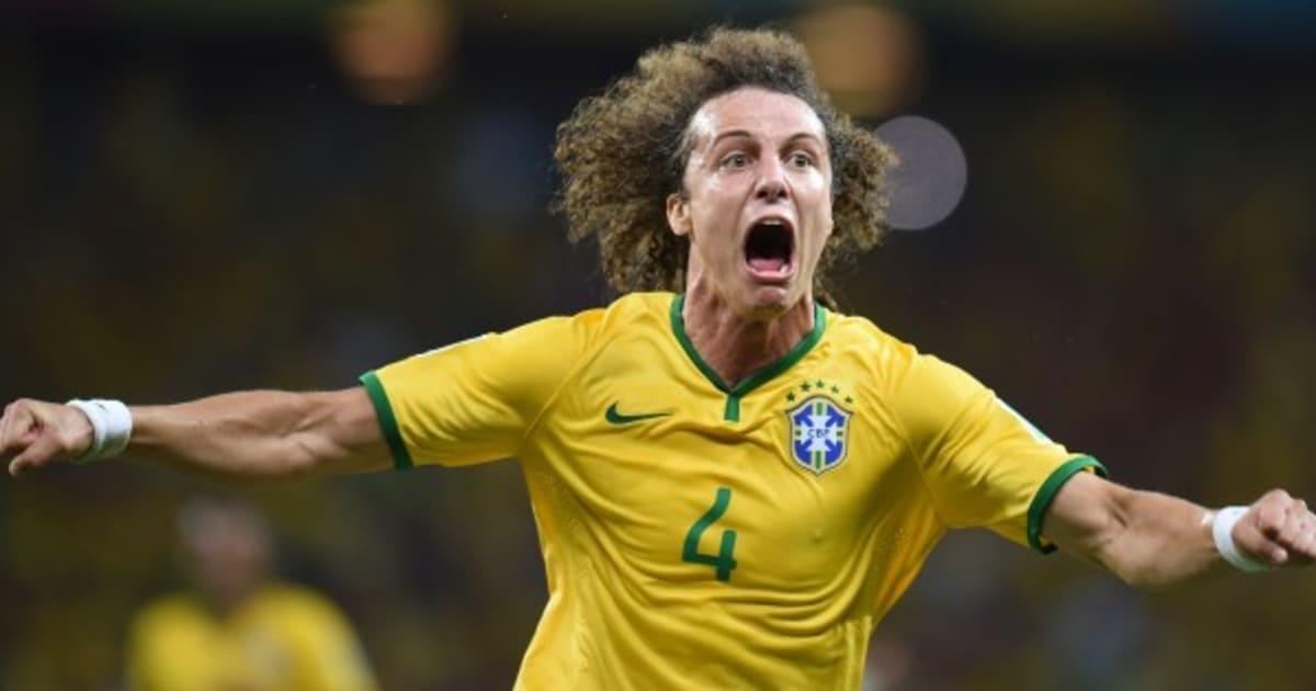 David Luiz's Free-Kick Goal For Brazil Is Nothing Short Of