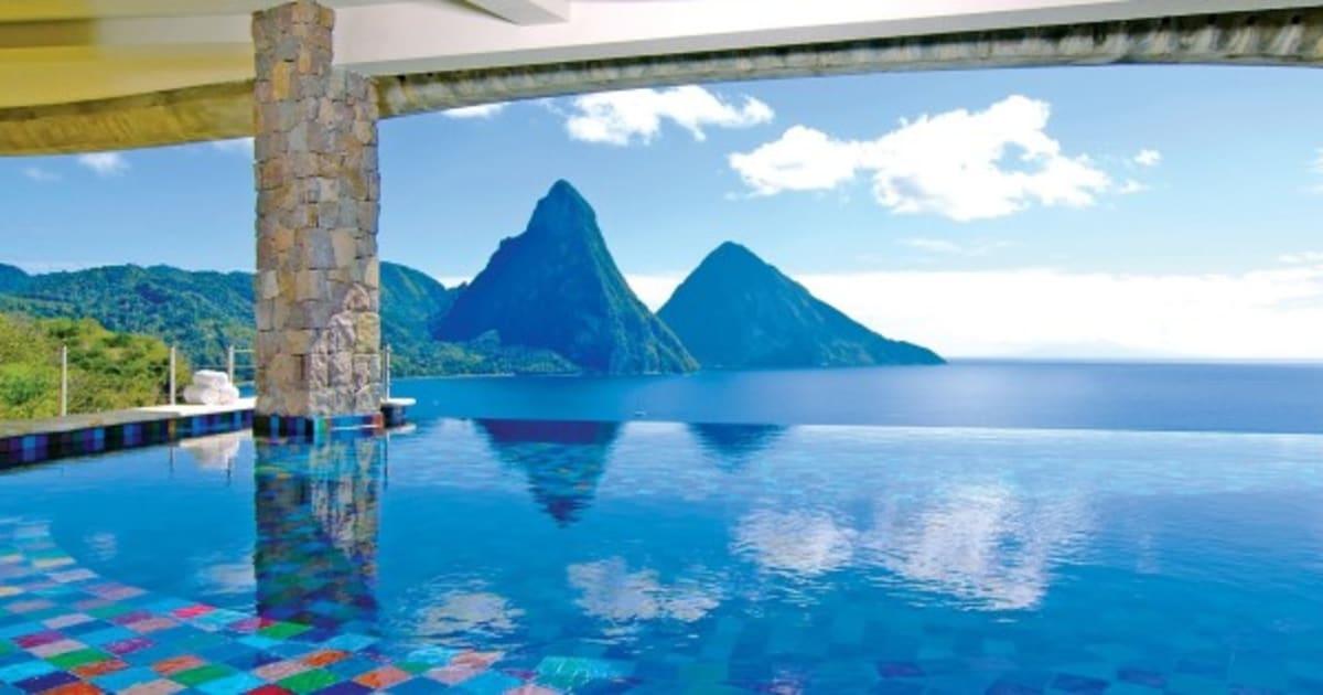 Le 8 infinity pool pi belle del mondo la classifica di for Piscine da sogno e da record