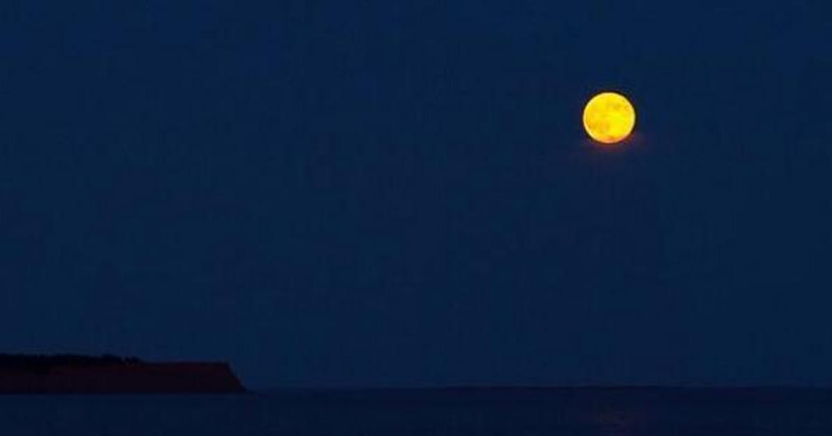 Supermoon Canada 2014 Best Canadian Photos Of The Perigee Moon