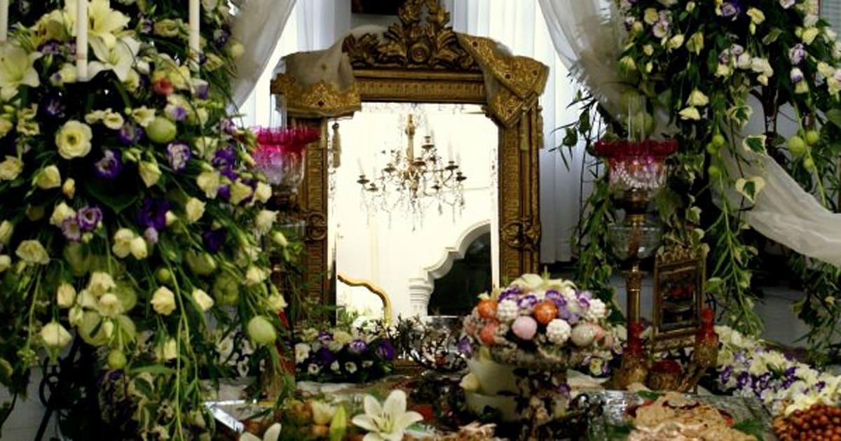 Persian Weddings 9 Things You Didnt Know