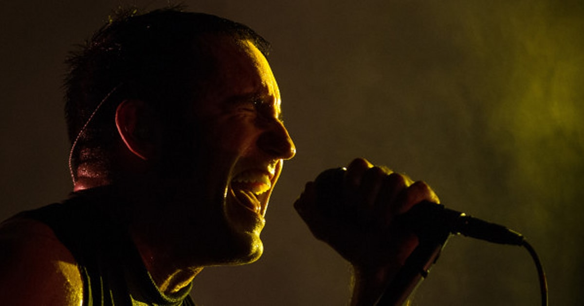 Nine Inch Nails Is The Best Band Of The 90s (And The 2000s, Too)