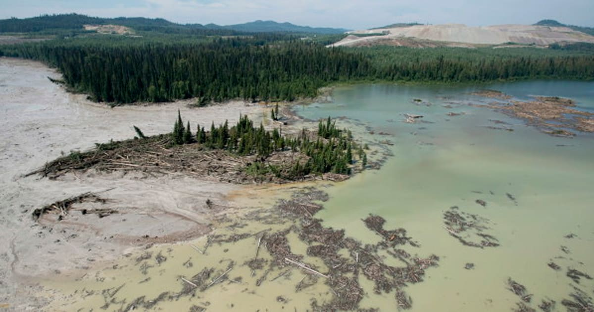 Connecting The Dots Between Mount Polley Mine Owner Squamish Lng Harper