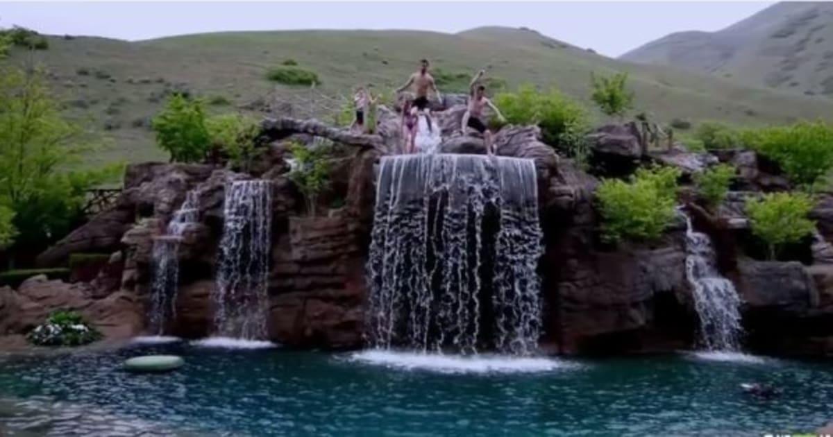 Voil quoi ressemble une piscine deux millions de dollars for A quoi ressemble ta maison