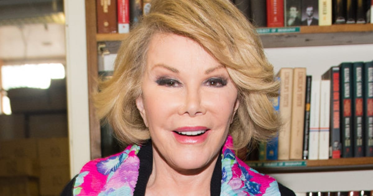 E Fashion Police Writers Bash Joan Rivers In Video Business Insider