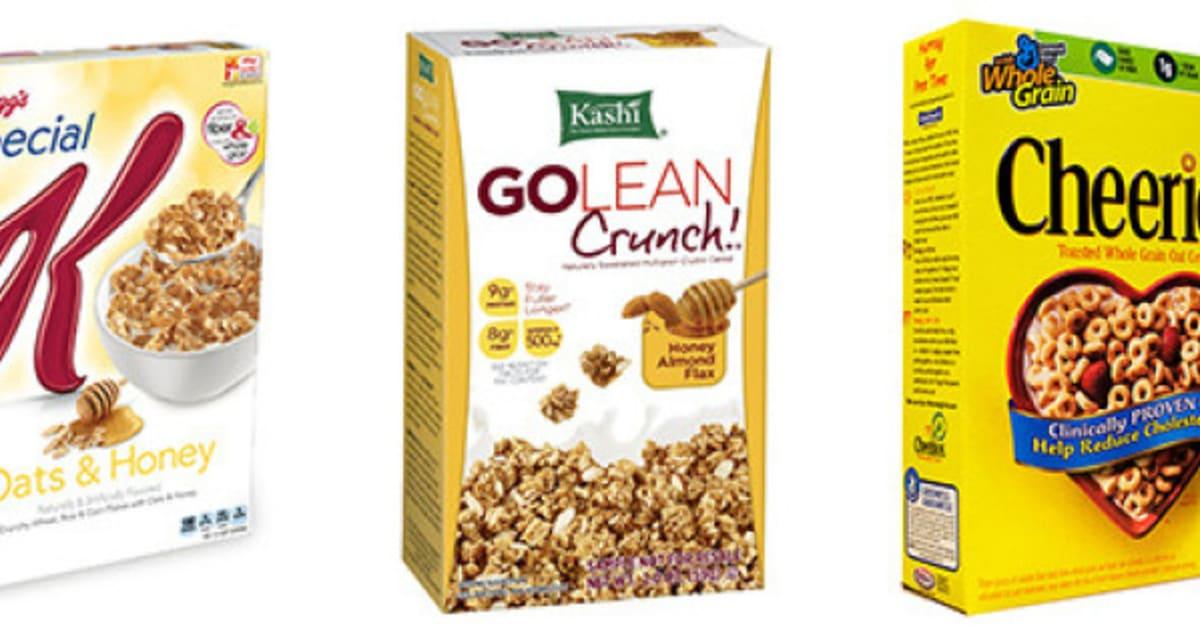 healthy cereal 25 breakfast cereals ranked by sugar
