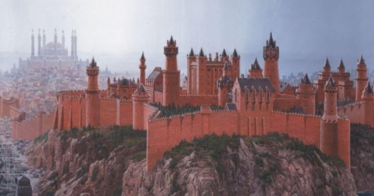 Game of thrones voici quoi ressemble le monde de for A quoi ressemble ta maison