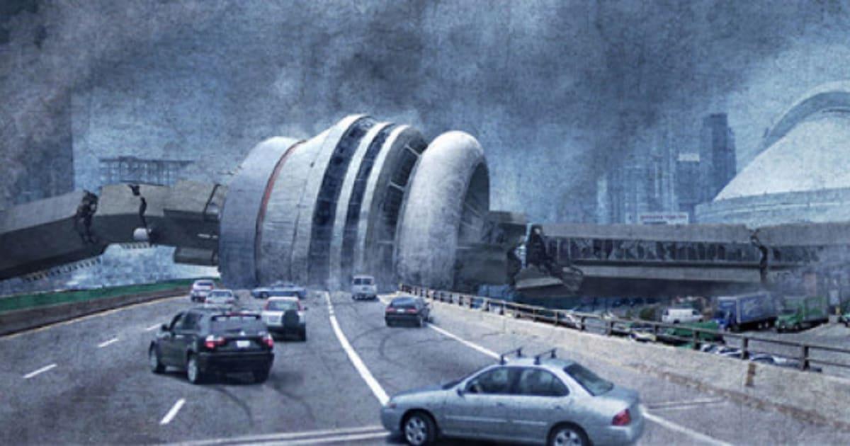 Fallen Toronto Calendar Shows A Post Apocalyptic Hogtown Video