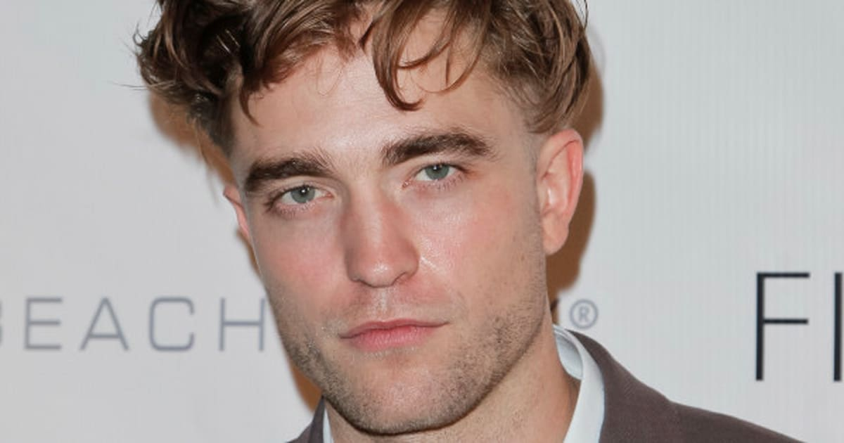 Robert pattinsons new haircut is all kinds of strange photos winobraniefo Images