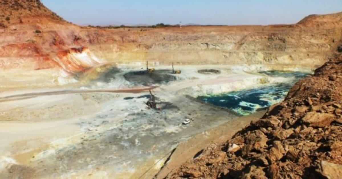 negotiation twin lakes mining company
