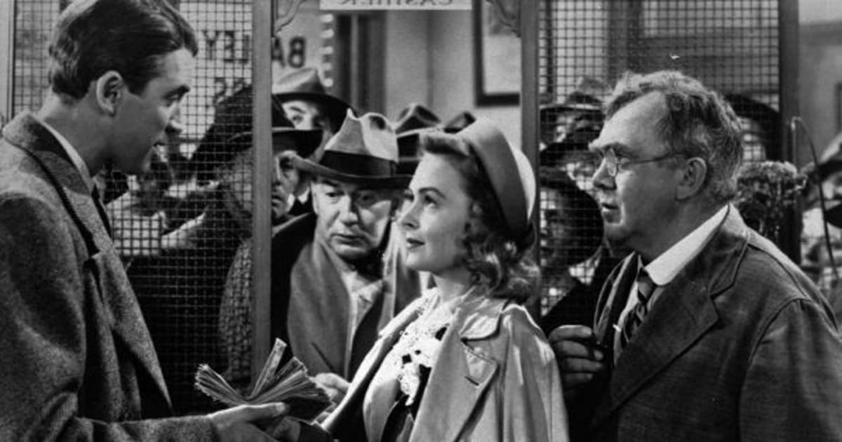 Five Things You Might Not Know About <i> It\'s A Wonderful Life </i ...