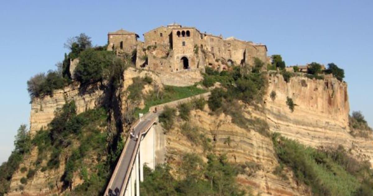 Civita di Bagnoregio, a mágica cidadezinha italiana que está lentamente desaparecendo