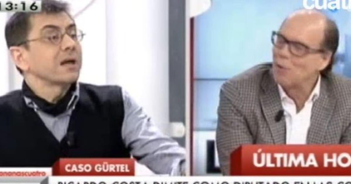 """Monedero: """"En algunos lugares al PP habría que ilegalizarlo"""" (VÍDEO)"""
