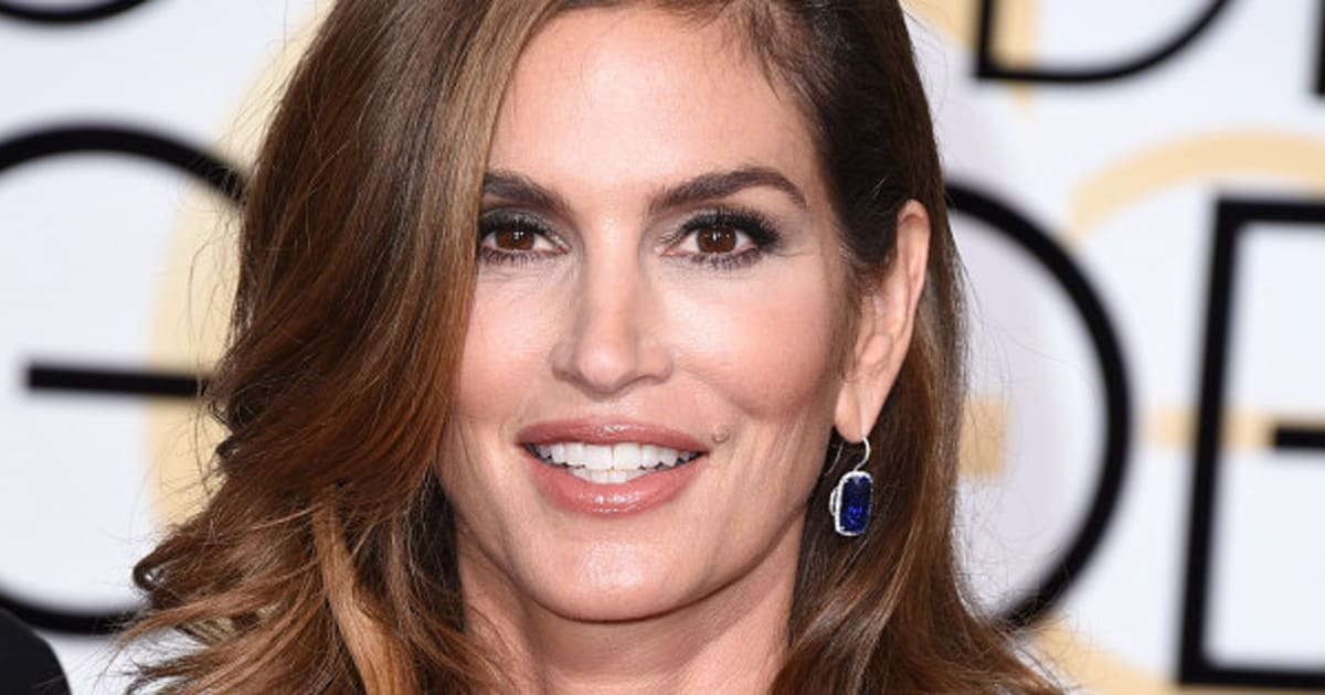 Cindy Crawford Marie Claire Mexico