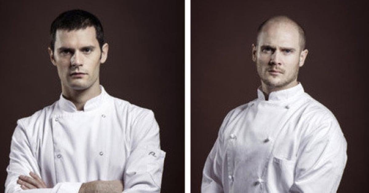 """chefs"""" sur france 2: les recettes du duel en cuisine entre romain"""