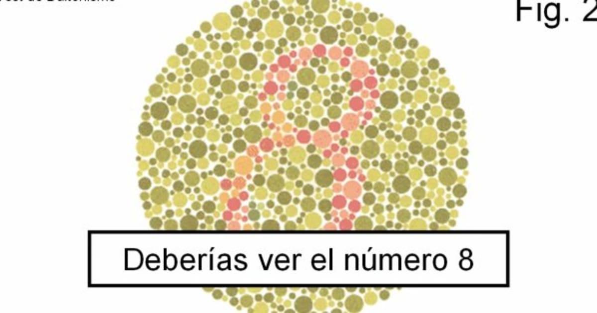 Test de daltonismo: el vídeo que triunfa tras la polémica del vestido