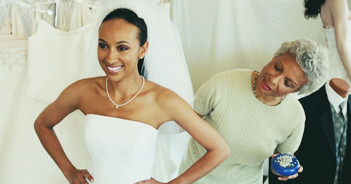 The Stages Of Wedding Dress Shopping Brides Go Through