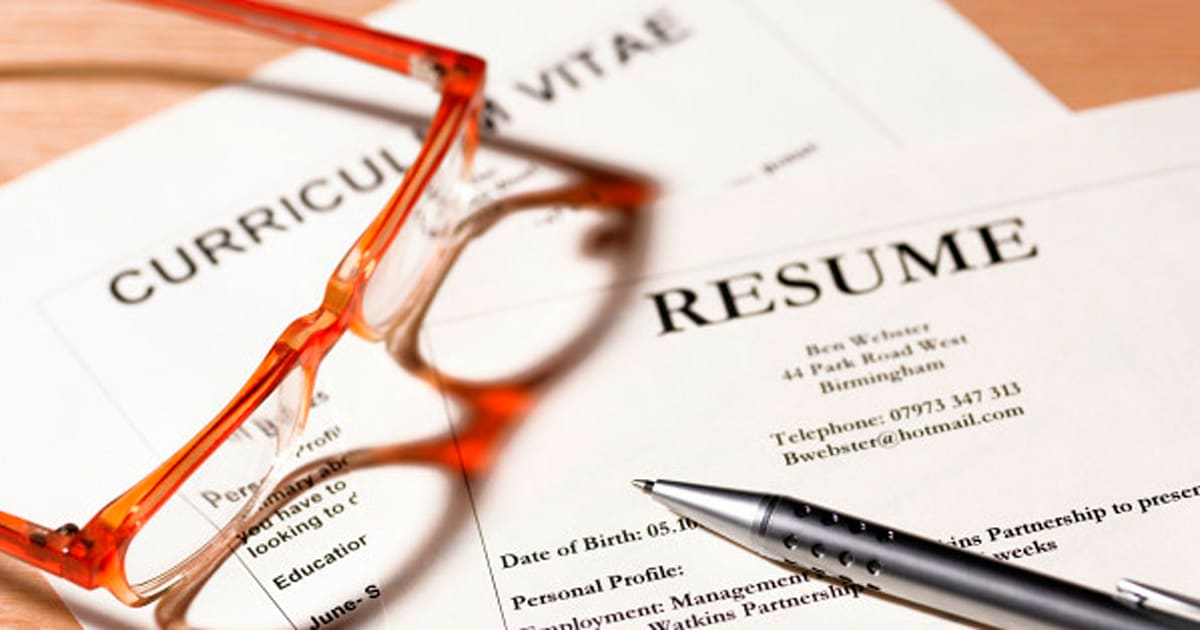 how to create a standout resume after being a stay at home mom