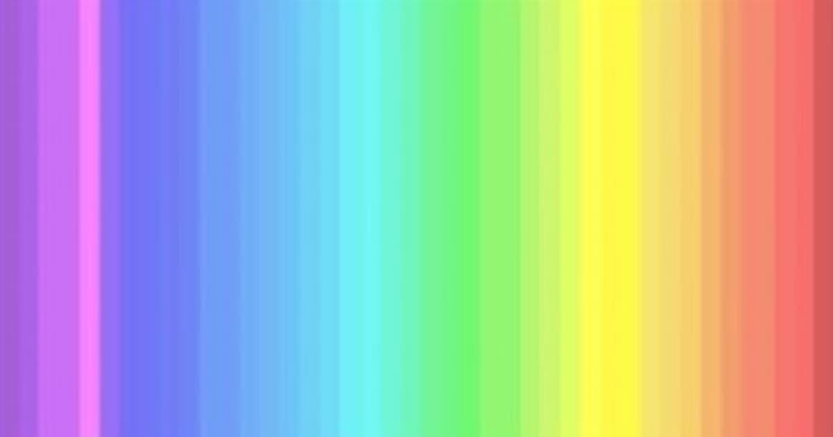 Apenas 25% das pessoas enxergam as cores 'como elas são', diz pesquisadora