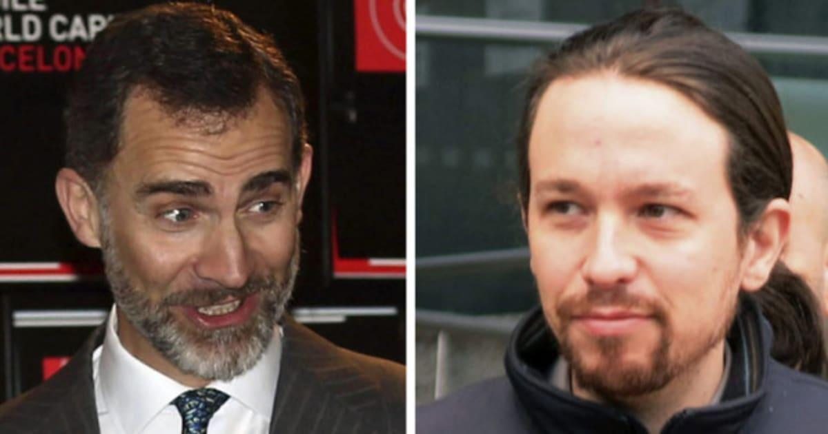 Pablo Iglesias cree que Felipe VI ganaría unas elecciones a Jefe de Estado