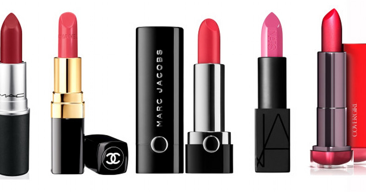 10 Long-Lasting Lipsticks That Really Stick