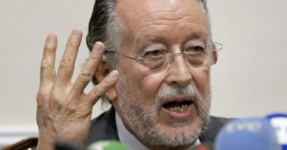 Alfonso Grau, vicealcalde de Valencia, dimite tras ser imputado en el 'caso Noos'