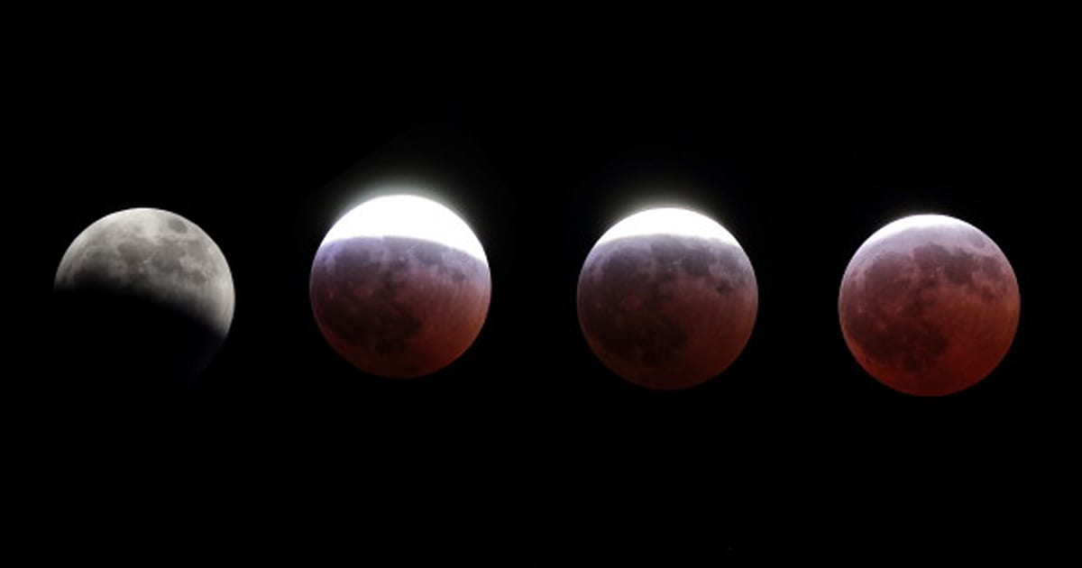 blood moon eclipse ontario - photo #4