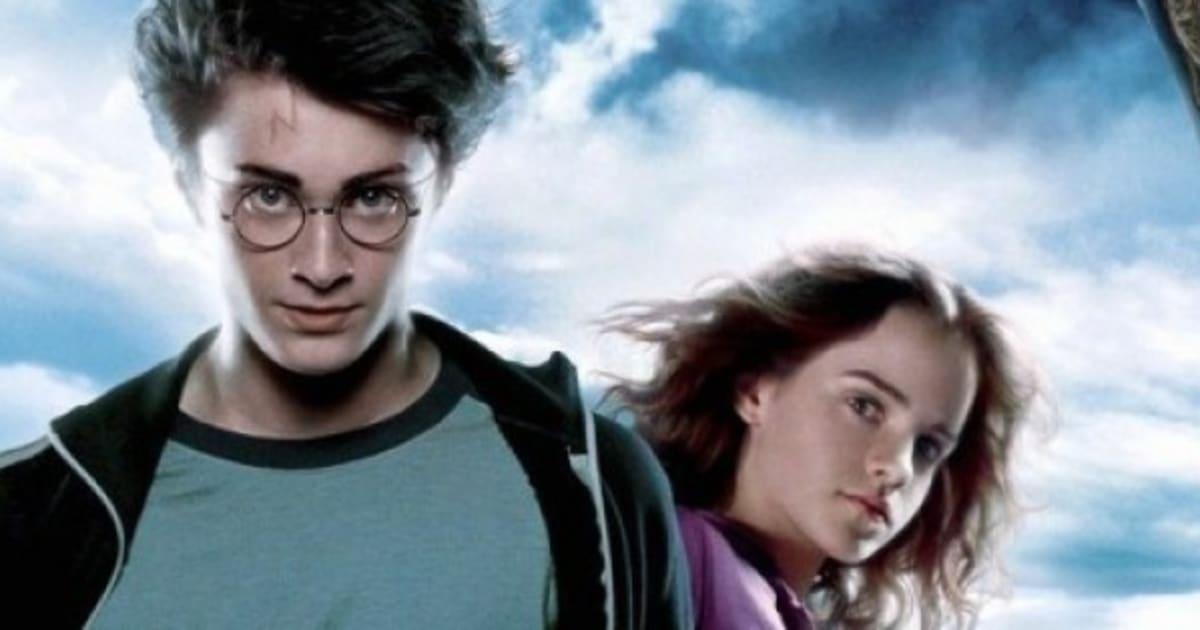 Como uma 'cena secreta de sexo' foi parar em Harry Potter