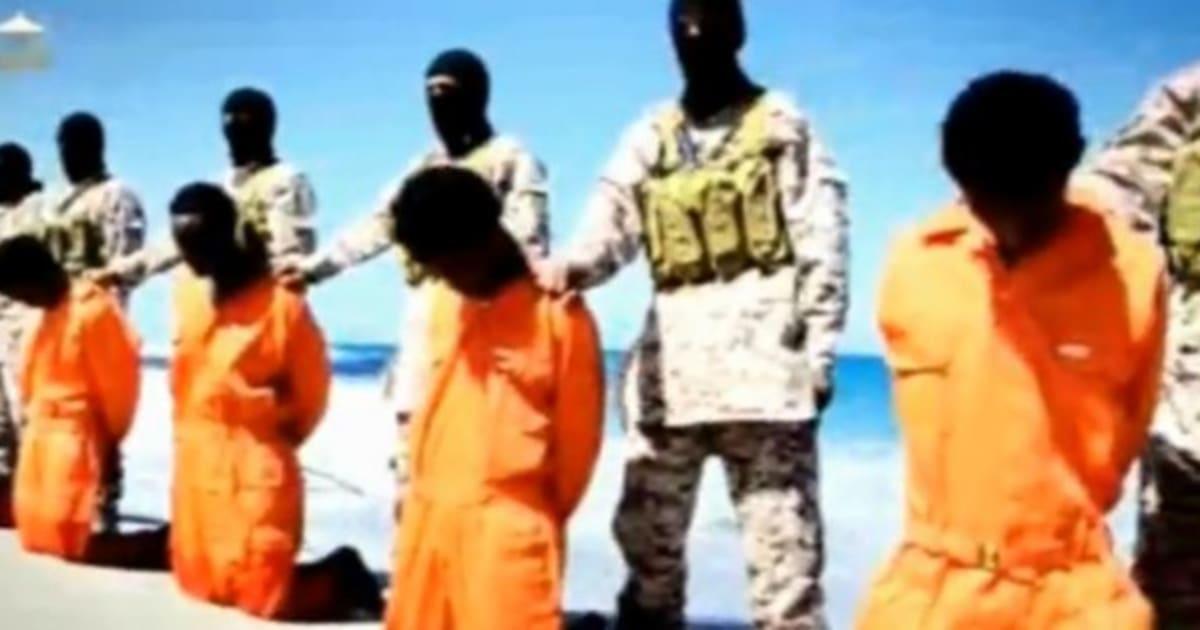 Vídeo divulgado pelo Estado Islâmico mostra execução de cristãos etíopes
