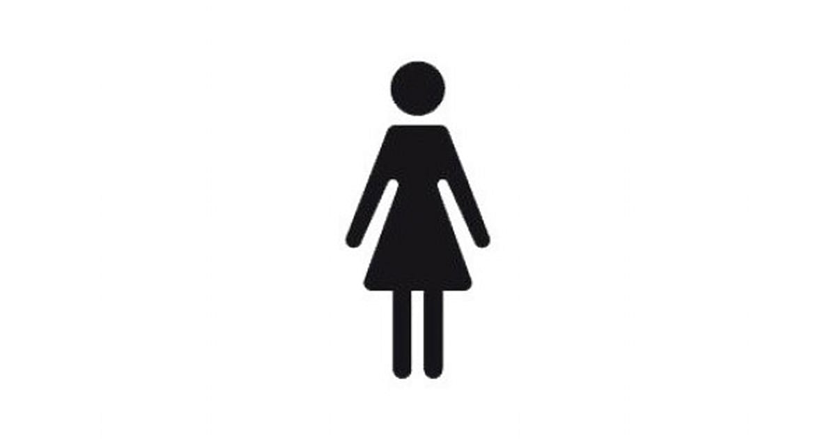 Logo toilettes femmes — 2