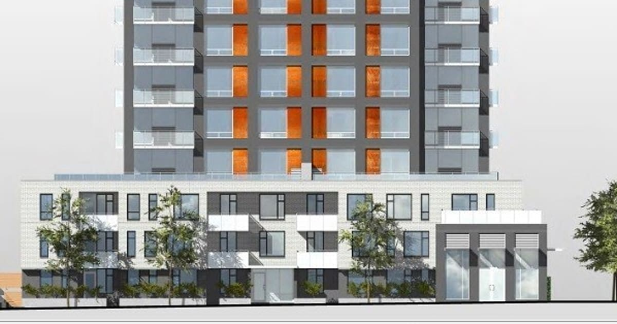 & Social Housing To Have Separate Entrance To Vancouver High-rise pezcame.com