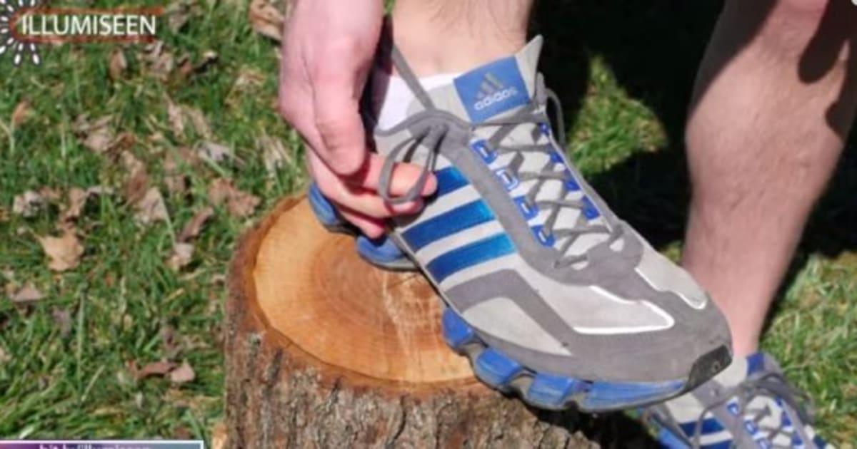I fori aggiuntivi sulle vostre scarpe da corsa esistono per un valido  motivo (VIDEO)  f0d55c15ac6