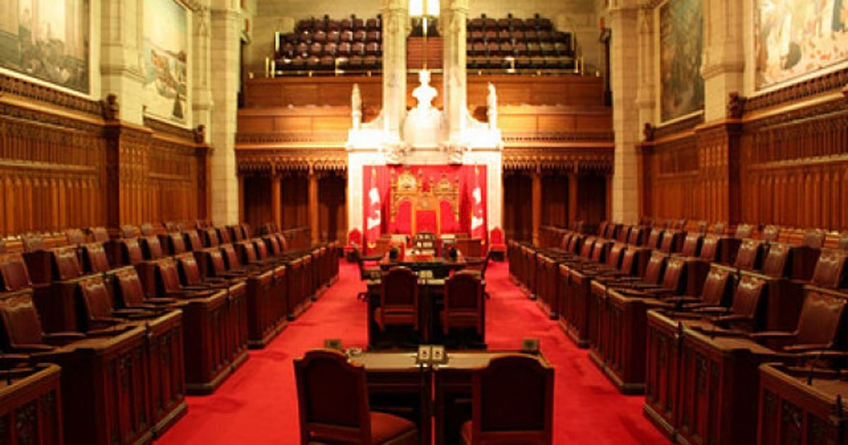 the reformation of senate in canada