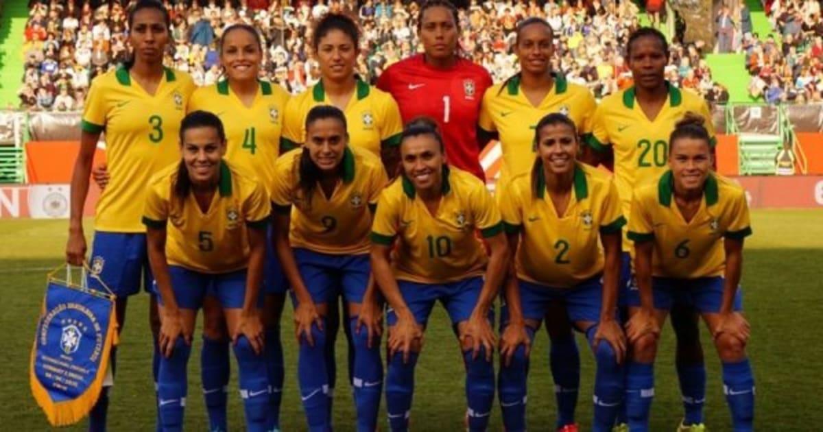 O Brasil e o futebol feminino