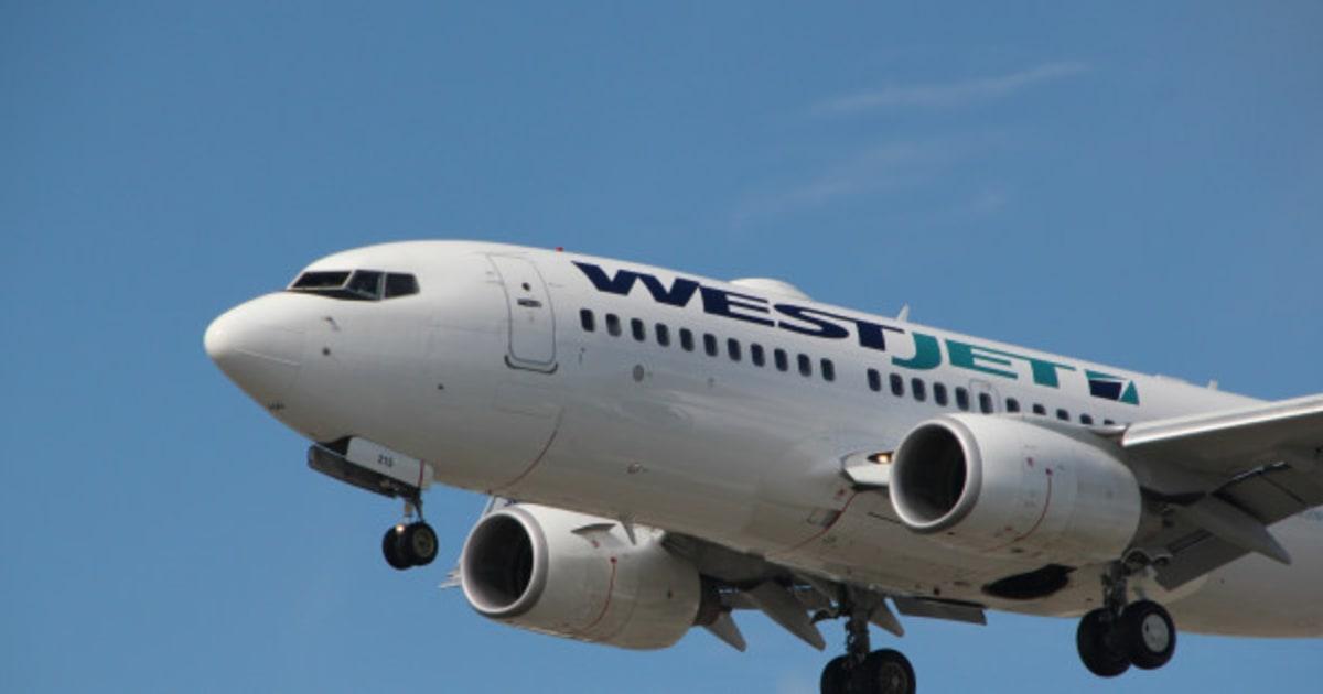& WestJet Passenger Removed From Flight For \u0027Unruly\u0027 Behaviour