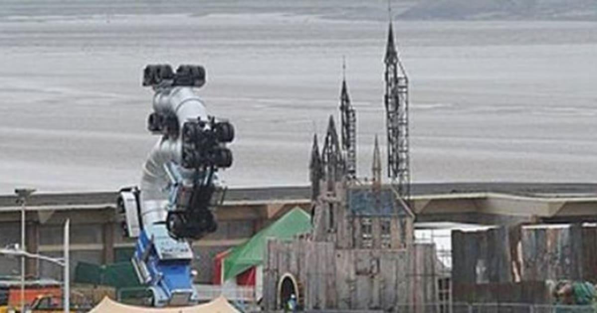 Banksy Cr E Dismaland Son Propre Disneyland Ph M Re Vid O