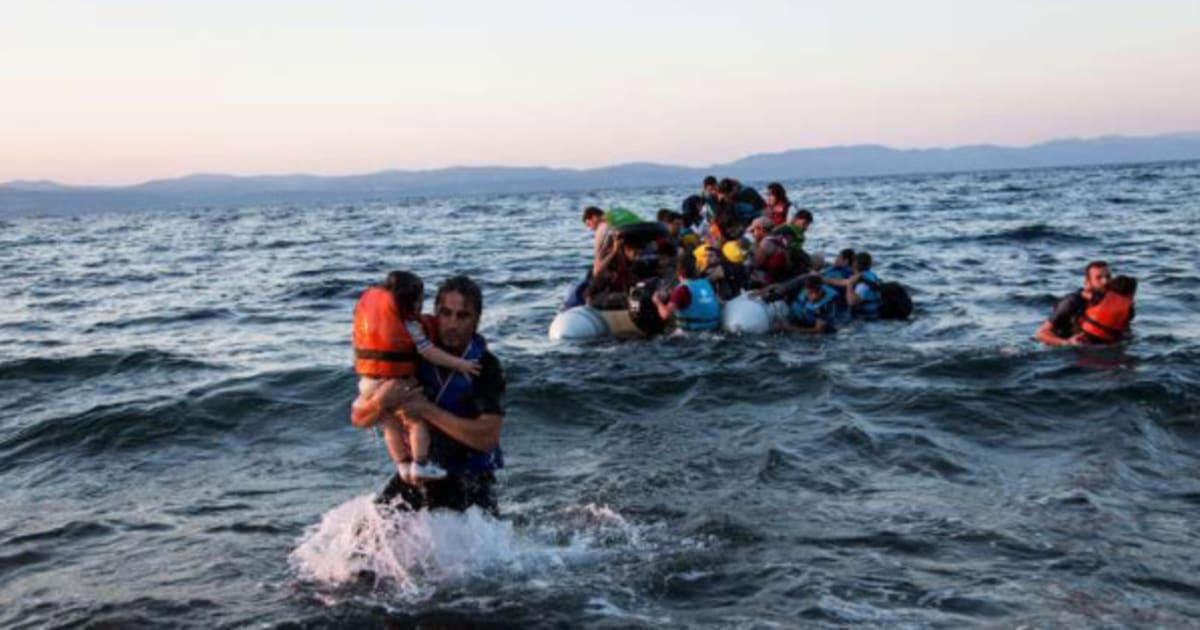 Chegada de migrantes à Grécia aumenta 750% no primeiro semestre de 2015