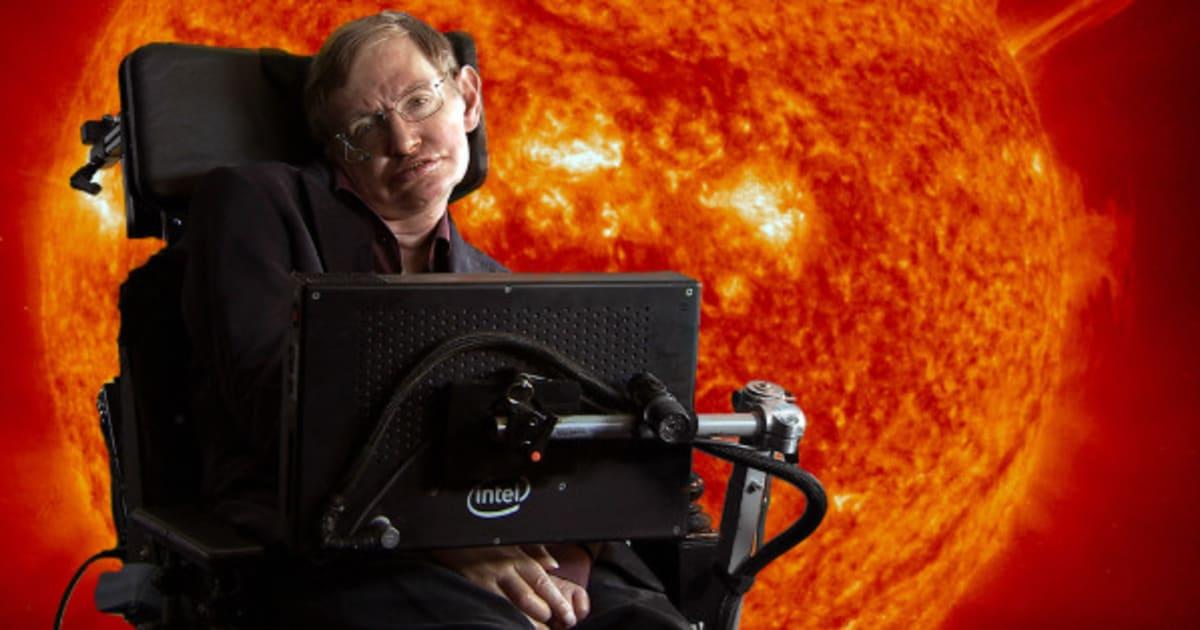 Stephen Hawking afirma: dá para sair de um buraco negro