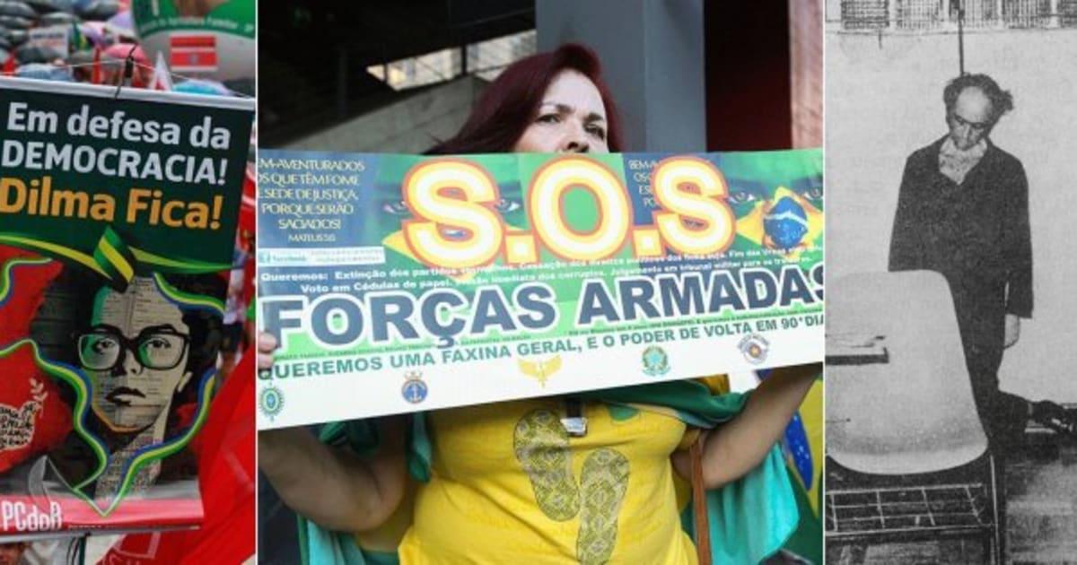 Os 8 motivos para você não acreditar que os militares voltarão ao poder no Brasil em 2015