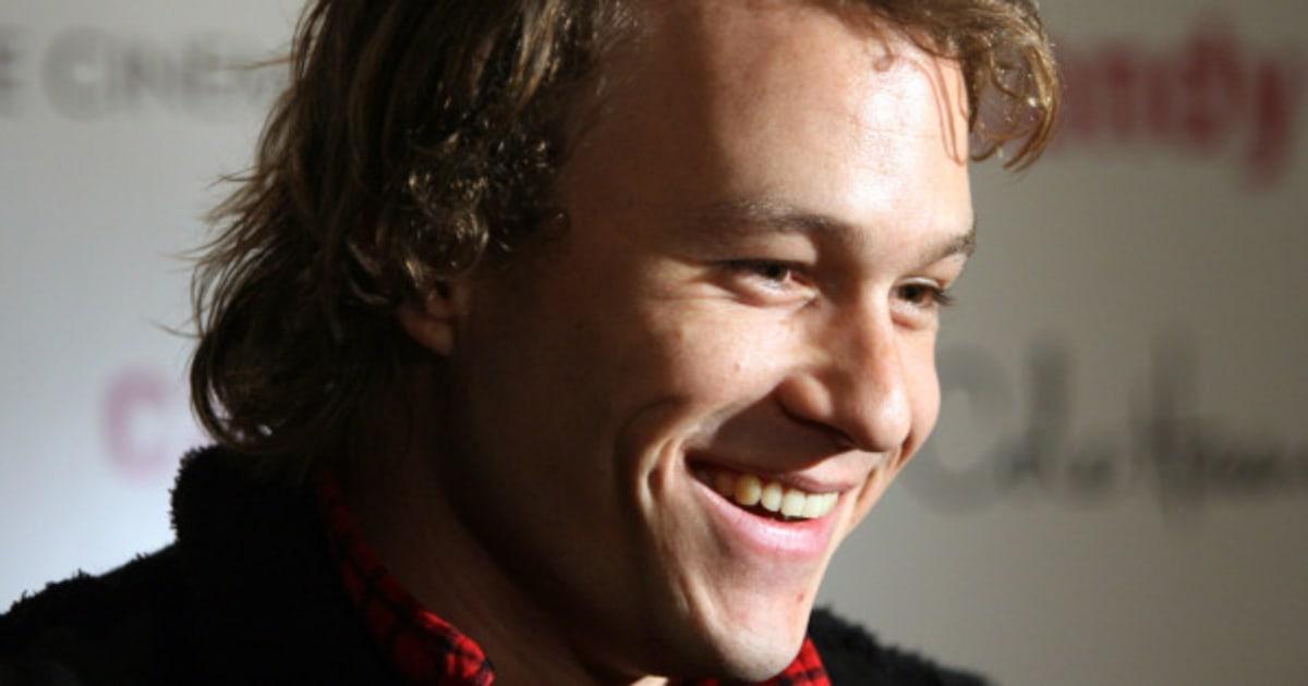 Heath Ledger's Dad Kim Calls For Prescription Medication Education In Schools