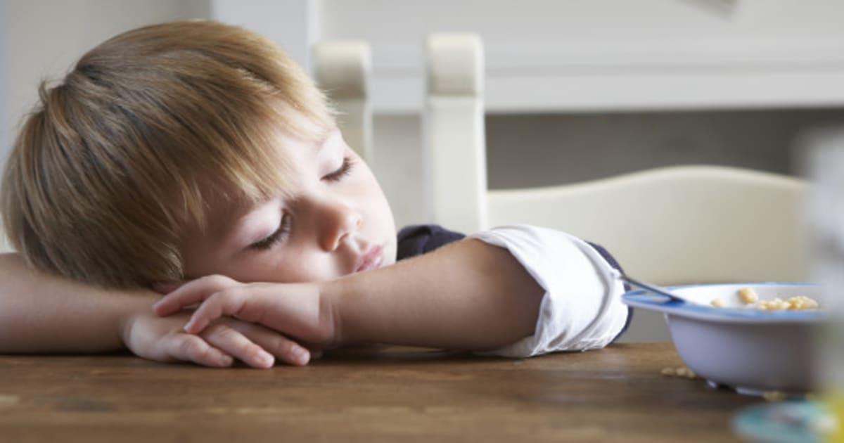 Sommeil quelle heure les enfants doivent ils se coucher for Bureau qui se referme