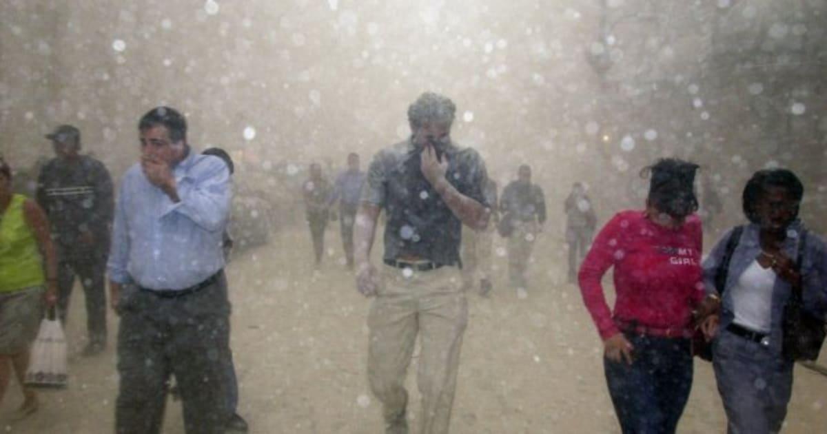 アメリカ・同時多発テロから14年 写真で振り返る、9.11【閲覧注意】