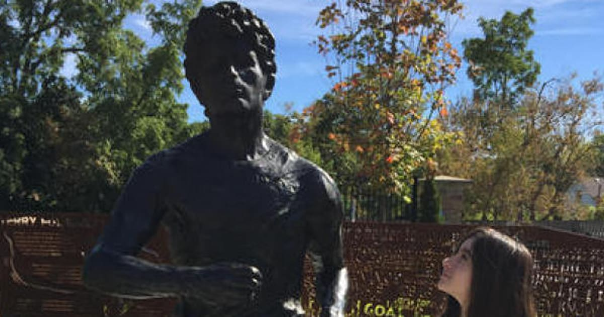 terry fox s legacy proves one person can make a difference