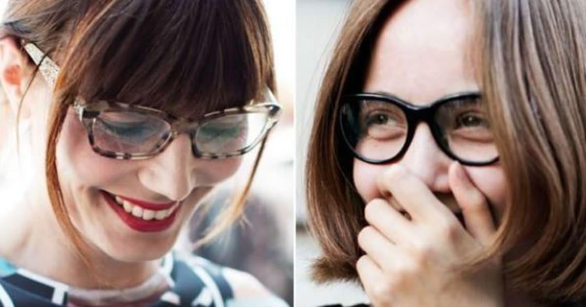 10 Look Per 10 Paia Di Occhiali Per Lui E Per Lei L Huffington Post