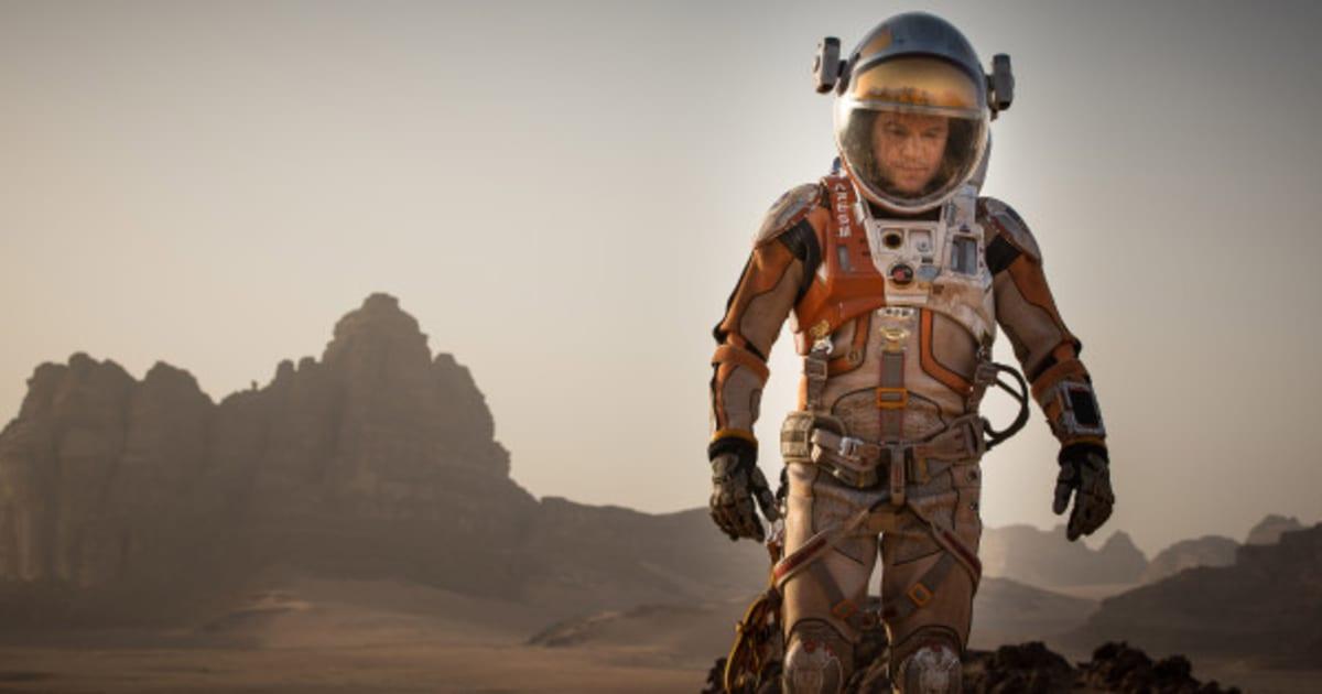 Seul sur Mars : ce qu'en dit la science