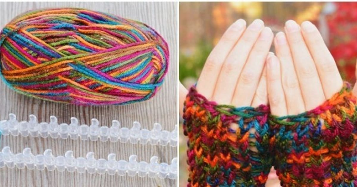 Free Knitting Loom Patterns To Keep Kids Busy | HuffPost Canada