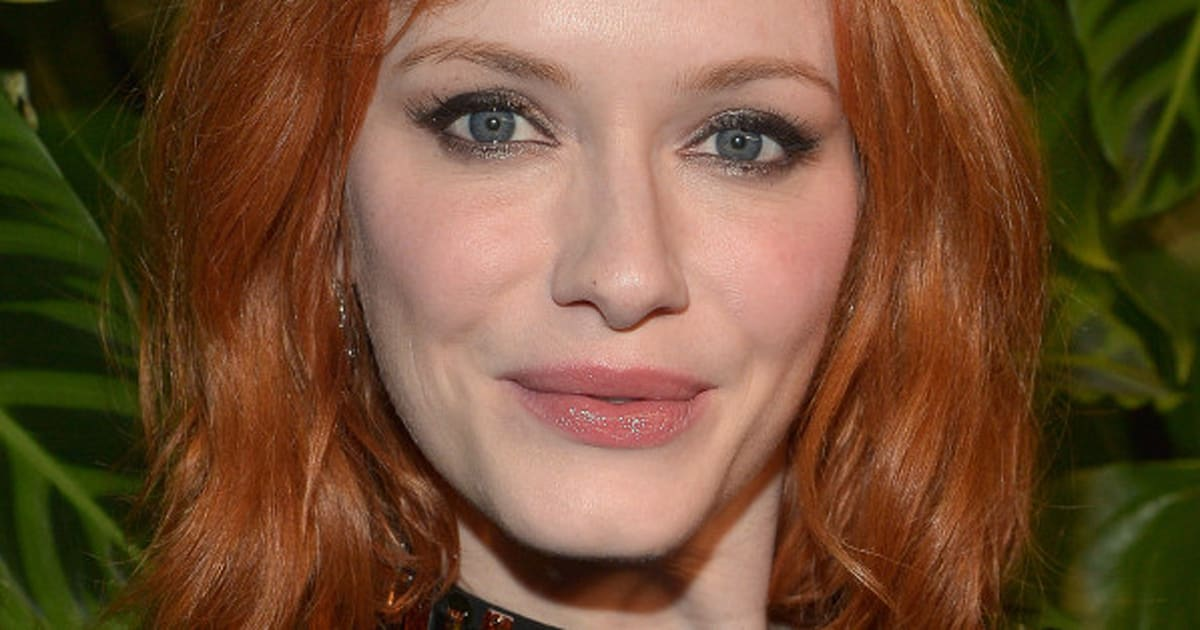 Christina Hendricks Clairol Commercial Banned In The Uk For