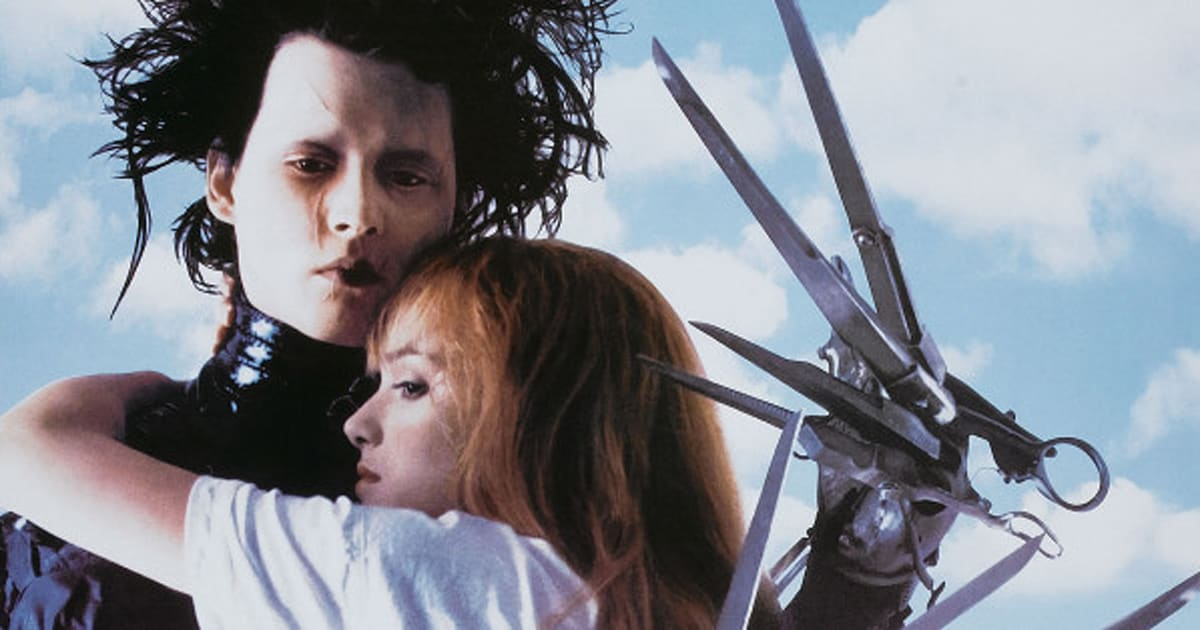 communication theories seen in edward scissorhands